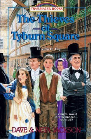 The Thieves of Tyburn Square (Trailblazer Books)