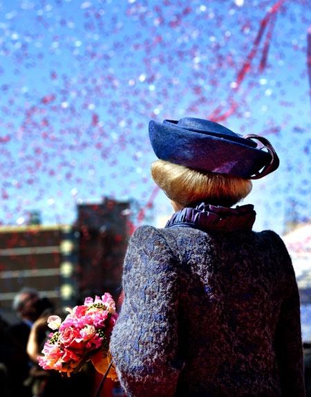 29-04-2013 Last 'workday' of Queen Beatrix