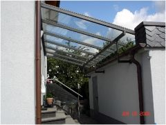 Stadtvilla mit garage und carport  25+ beste ideeën over Haus mit garage op Pinterest - Garage mit ...