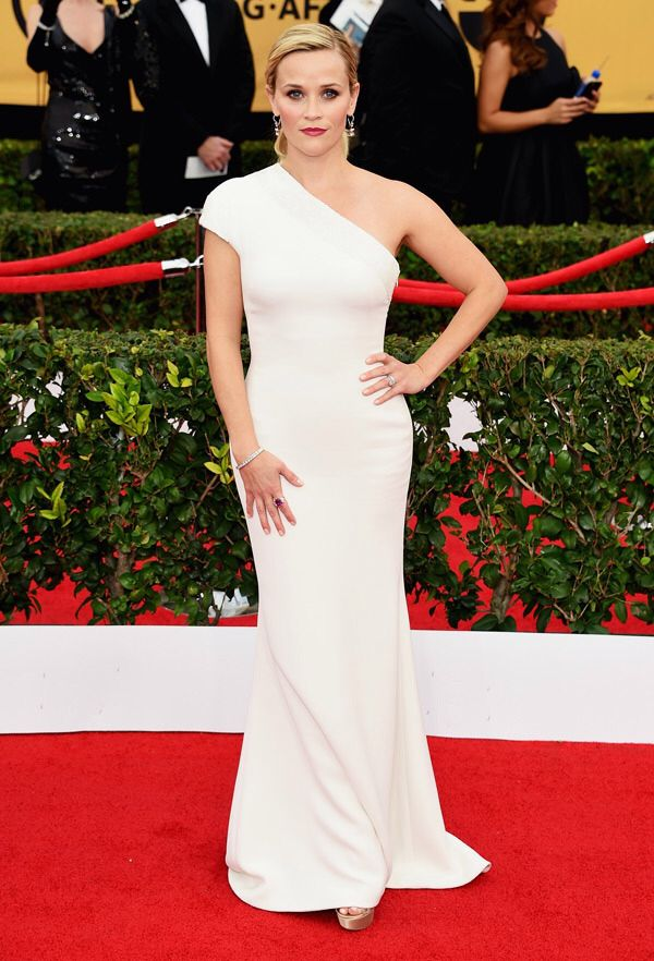 The 21st Annual Screen Actors Guild Awards Best Dressed Reese Witherspoon  More on www.boassy.com