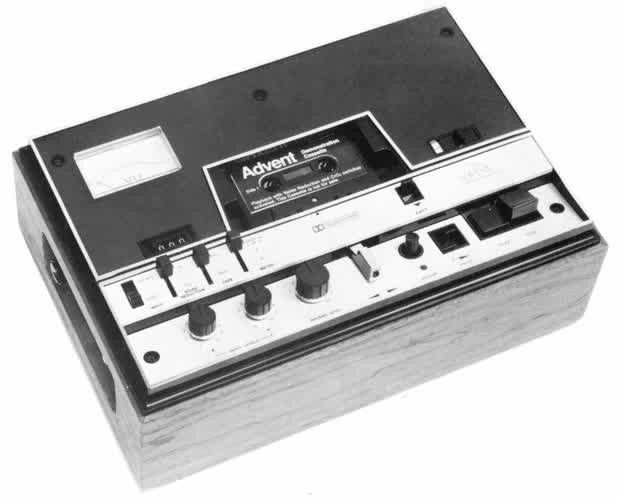Advent Model 201 (1973)