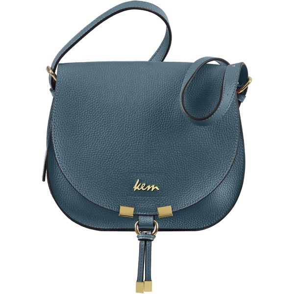 Kem small bag in jeans color
