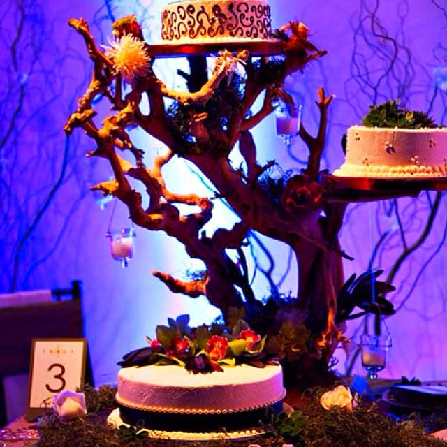 Manzanita Tree Cake Stand For Sale
