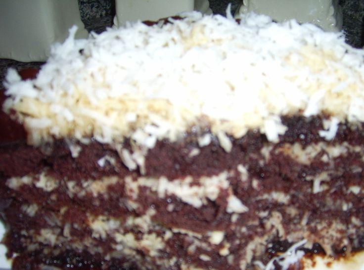 Yum... I'd Pinch That! | Diane's Mound Cake