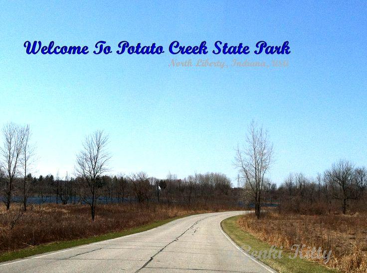 Potato Creek State Park, North Liberty, Indiana
