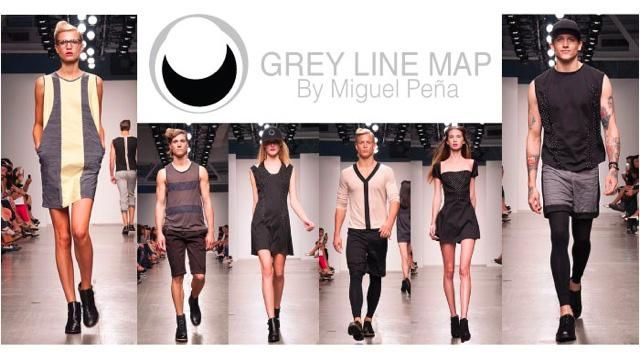 GREY LINE MAP BY MIGUEL PEÑA SPRING/SUMMER 2014 - Order Now by Miguel Pena Spring/Summer 2014 Planetary Alignments Collection inspired by cosmonauts and the universe.  #greylinemap #miguelpena #ss14 #girlfashion #boysfashion