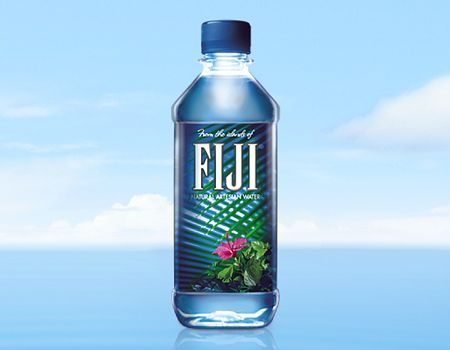 Fiji water has a smooth feel to it, and makes me think of Fiji. It's also a good drink to wash down my depression meds whenever I remember I can't afford to take a vacation.