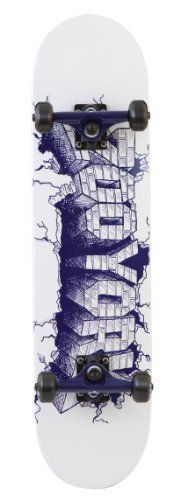Zoo York Midtown Complete Skateboard (Mad Zoo) by Zoo York. $49.11. 52mm/99A ZY5 Urethane Wheels. Save 45% Off!