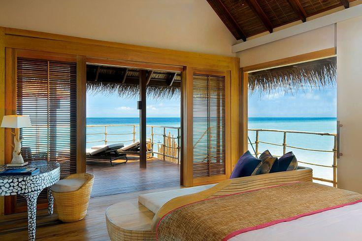 Maldive Atollo di ari Resort di lusso Constance Moofushi