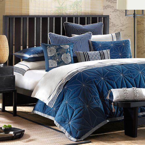 Artology Sashiko Mini Comforter Set, King, Indigo Blue Artology,http://www.amazon.com/dp/B00BKP9XFW/ref=cm_sw_r_pi_dp_O7m.sb1GGR5E8R4Z
