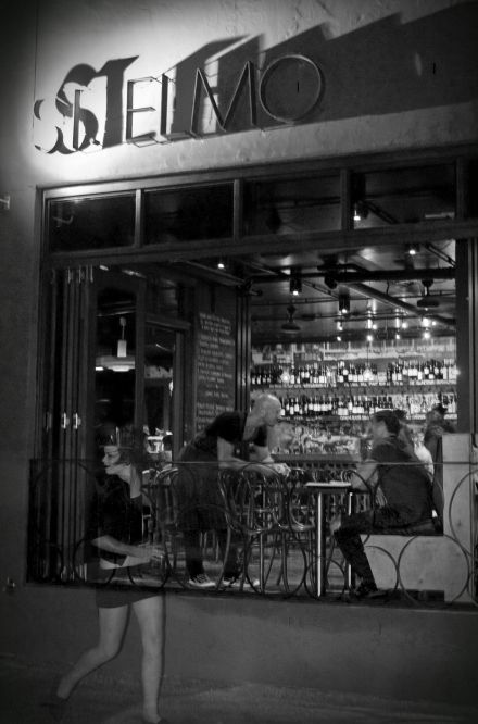 Close friends of ours and fellow restaurant St Elmos on Fletcher St