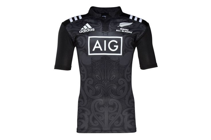 New Zealand Maori rugby shirt