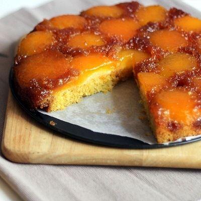 Gâteau renversé à l'abricot : 55 recettes aux abricots - Journal des Femmes