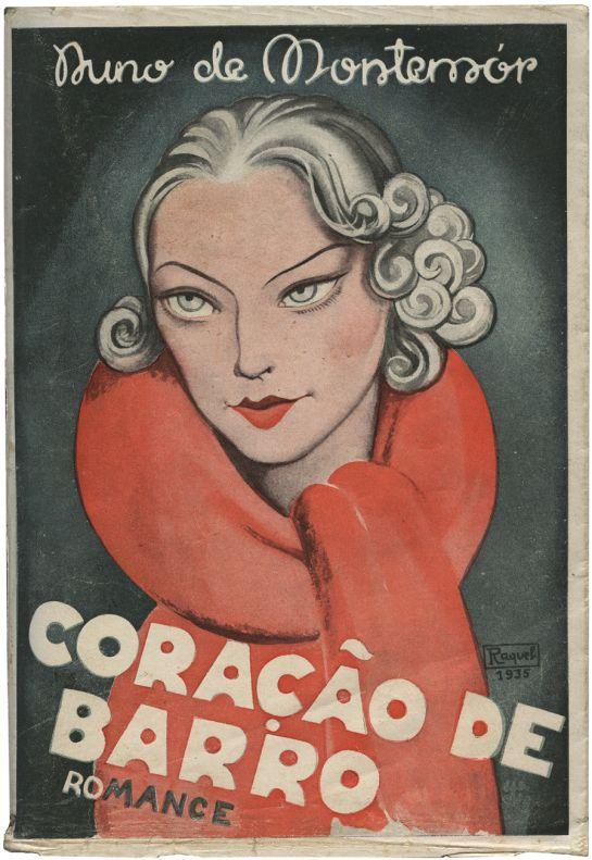 Clay Heart, Nuno Montemor, ed. desc., design Raquel Roque Gameiro, 1935
