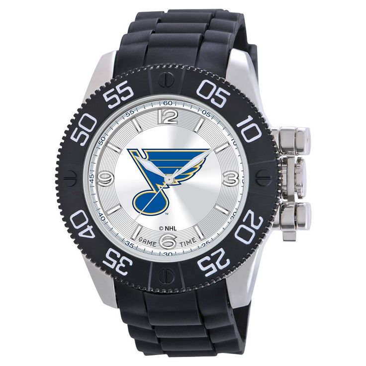 Men's NHL Game Time Beast Watches - St Louis Blues