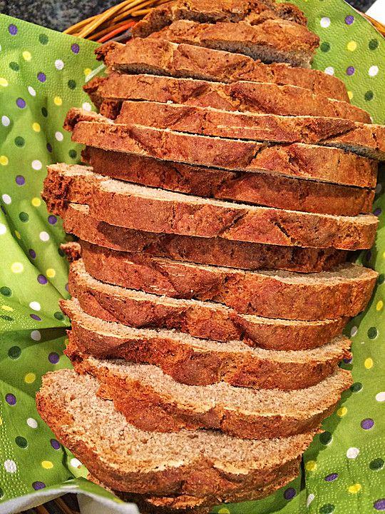 Roggenmischbrot ohne Hefe, ein leckeres Rezept aus der Kategorie Brot und Brötchen. Bewertungen: 9. Durchschnitt: Ø 4,2.