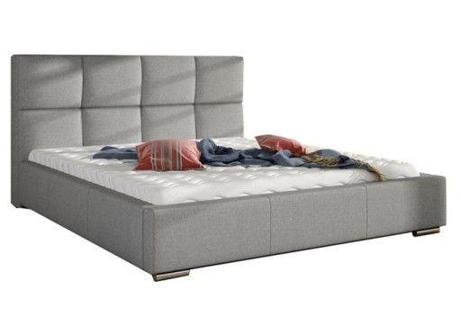 Łóżko Tapicerowane  Nowoczesne  STELLA 140x200