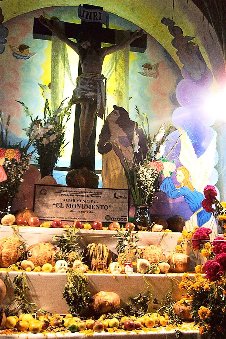 Municipal Altar to Local Artist