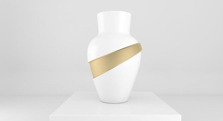 Miss, Vase.