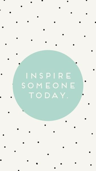 inspire someone today. #overnightprints