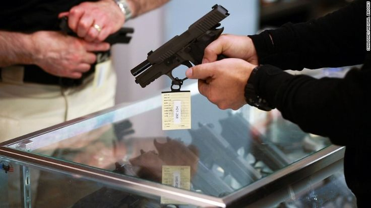 ICYMI: Mass shootings don't boost gun sales anymore. Here's why