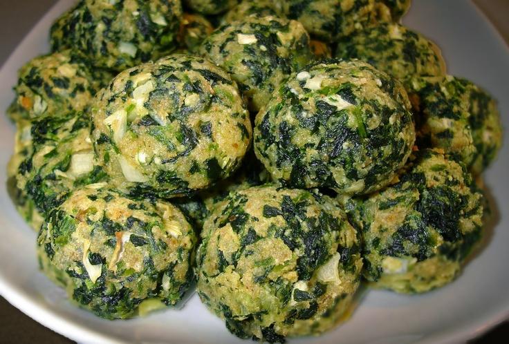 Spinach Balls | Recipes & Food Stuff | Pinterest