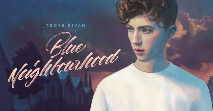 #BlueNeighbourhood 💙🏡💙