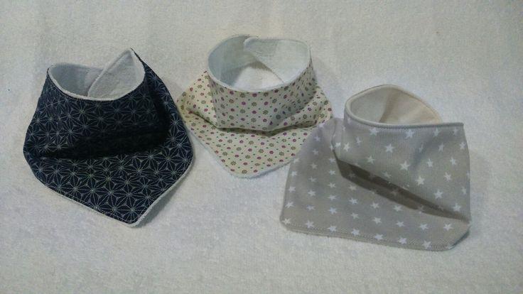 Bandanes per nadons.  Pañuelo baldana para bebès.