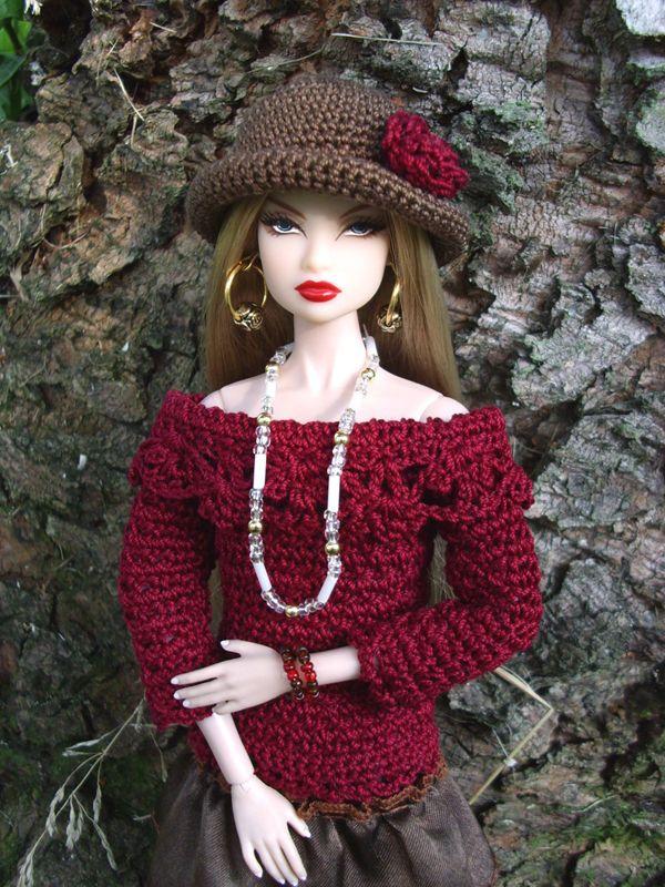 Pretty Calculated Erin | in Cozy Couture crochet