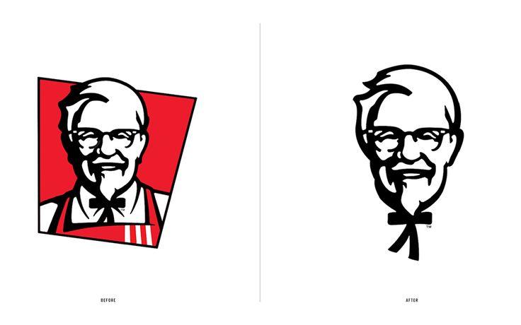 Colonel Sanders kann wieder strahlen – KFC erhält vereinfachte Optik Verpackungen - 22. Jun. 2016 // Kommentare
