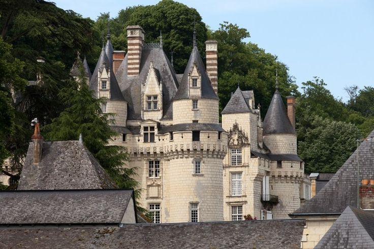Château d'Ussé : Touraine, entre vignobles et châteaux - Linternaute
