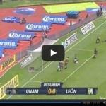 Video del resumen y goles Pumas vs Leon partido de la Jornada 11 del torneo Clausura 2013 Liga MX. Marcador Final: Pumas 0-0.