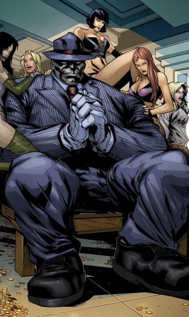 Joe Fixit | Superhero comic, Comics artwork, Marvel
