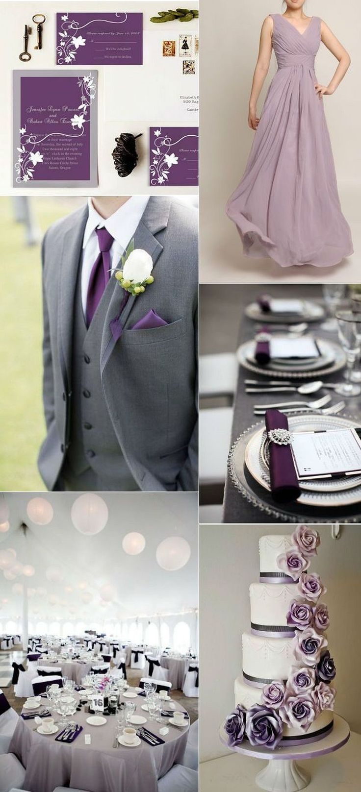 Cool 68 Plum Purple and Grey Elegant Wedding Color Ideas https://weddmagz.com/68-plum-purple-and-grey-elegant-wedding-color-ideas/