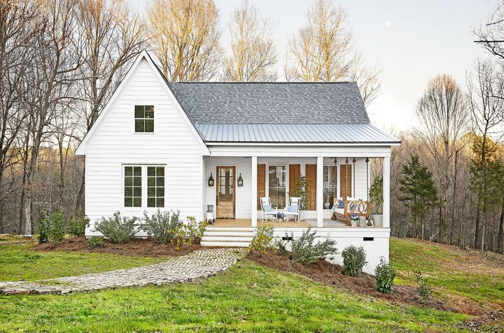 Mississippi Farmhouse - Renovated Southern Farmhouse