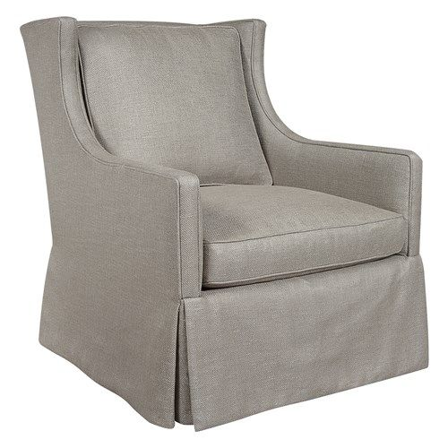 George Swivel Chair by Lee Industries. I would love 4 of these for my living room