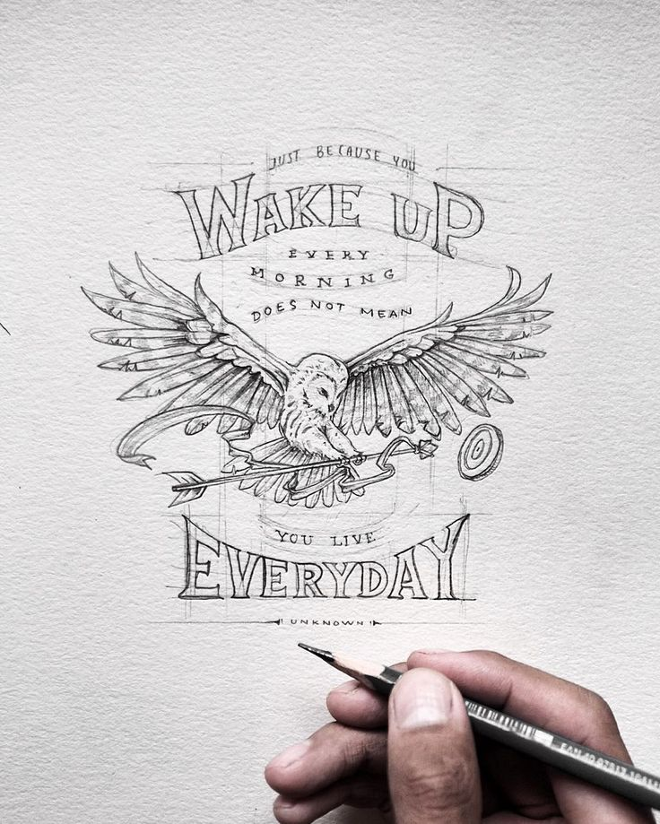 Just Because You Wake Up Every Morning Does Not Mean You Live Everyday