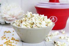 Rezepte mit Herz: Popcorn mit dem Popcorn Maker von Pampered Chef ♡