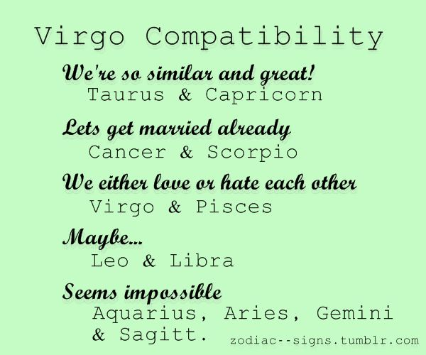 Aries virgo friendship compatibility