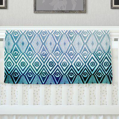 """KESS InHouse Empire Throw Blanket Size: 40"""" L x 30"""" W"""