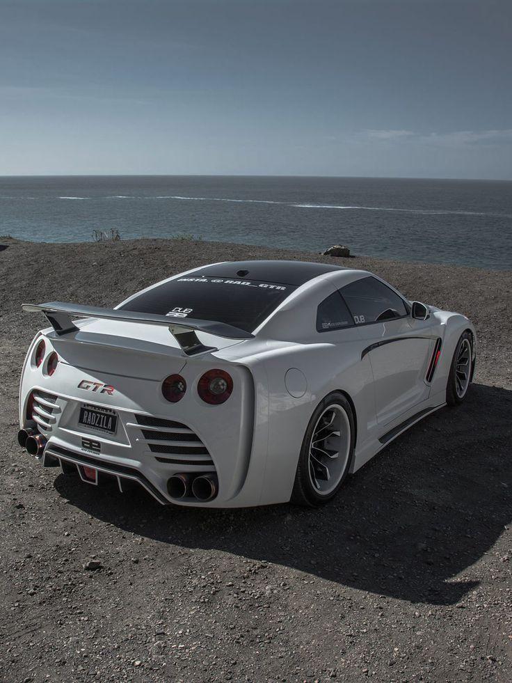 Nissan 'Radzilla' GT-R