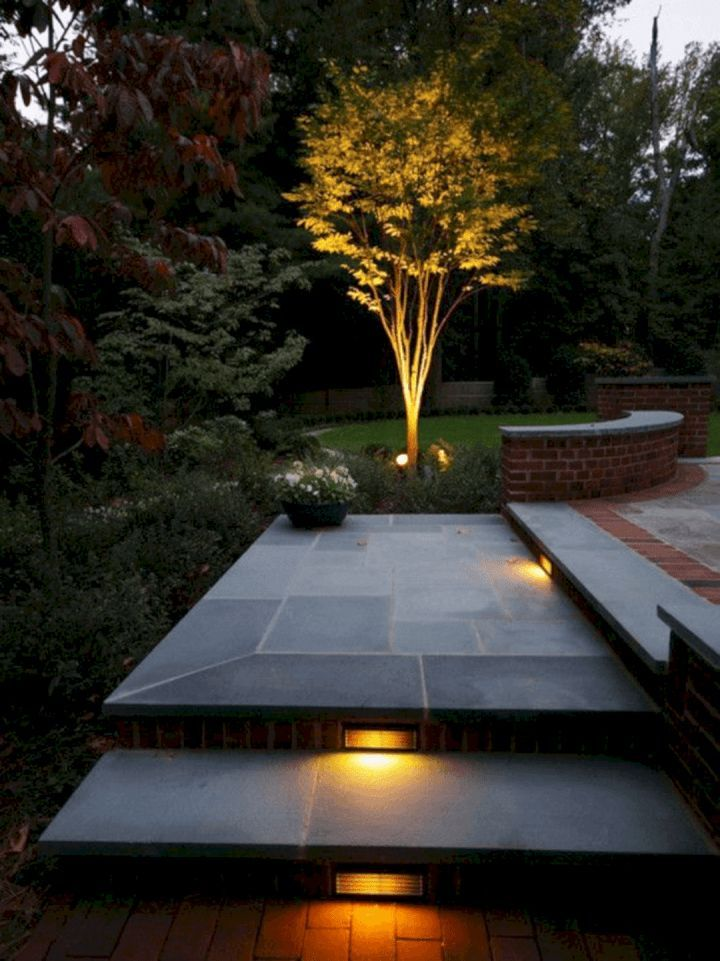 30 Backyard Lighting Decorating Ideas Designs Outdoor