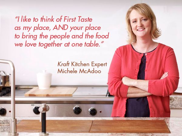 Kitchen Talk - Kraft First Taste Canada
