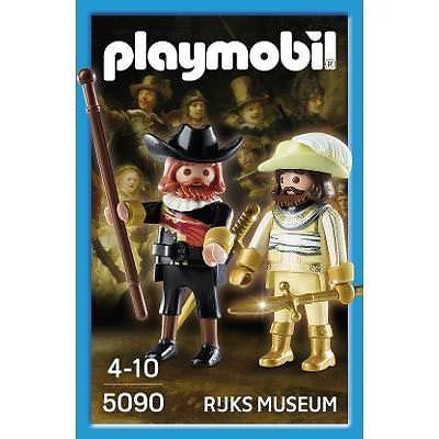 Playmobil-5090-The-Night-Watch-Rembrandt-from-the-Rijks-Museum-New-Factory-S
