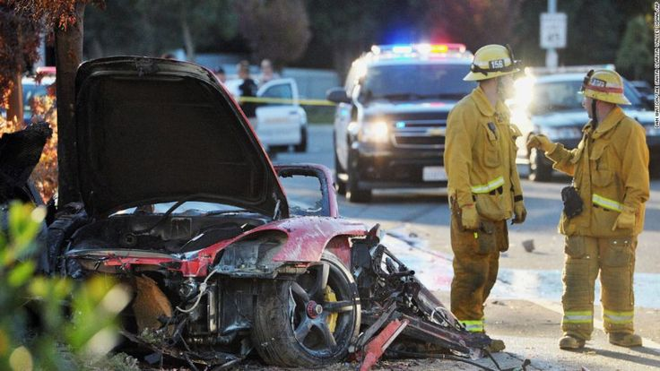 Porsche Recibe Demanda Por La Muerte Del Actor Paul Walker