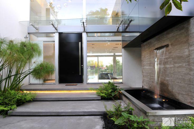 Casa DE - Santiago Cordeyro Arquitectos