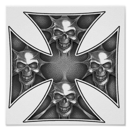 Skulls of the Iron Cross