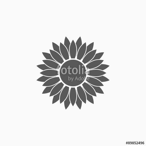 24 best Sunflower images on Pinterest | Sunflowers, Logo designing ...