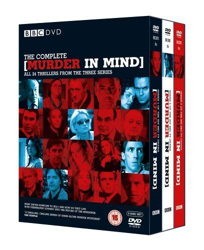 Created by Anthony Horowitz.  With Tim Healy, Jackie Fielding, Reece Dinsdale, Keeley Hawes. An anthology series of self contained plays with a murderous theme, the twist being that the action is followed from the point of view of the killer.