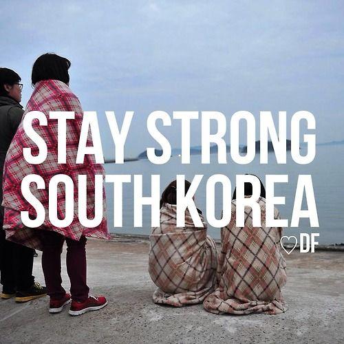 #staystrongsouthkorea